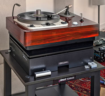 Turntable Vibration Isolation Platforms-Tables-Bases | Audio
