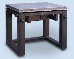Vibration Control Workstation Table for Probing Microscopy